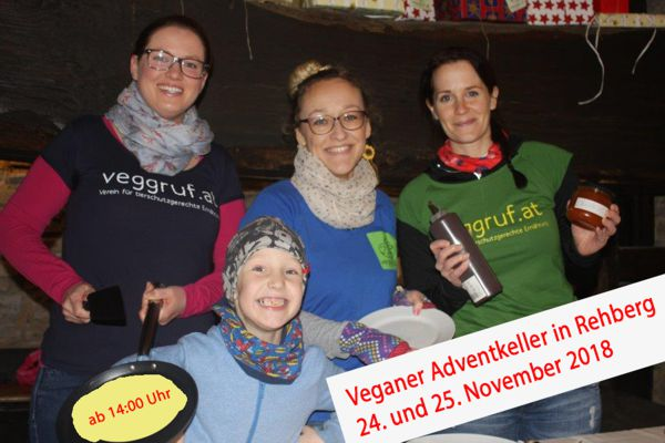Save the date! Unser legendärer Adventkeller 24. & 25. November!